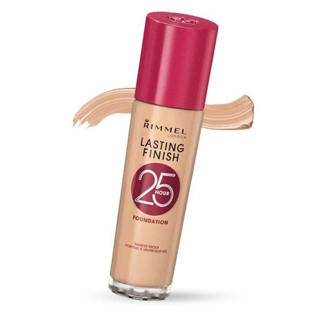 Rimmel Foundation rimmel lasting finish 25 hour foundation reviews photos