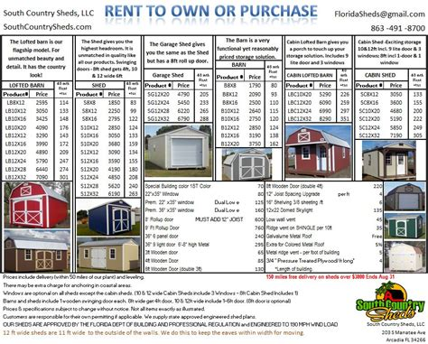 Rent To Own Sheds In Indiana by Storage Shed Kits Wood Rent To Own Storage Sheds Indiana