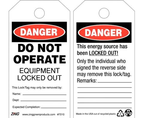 Lockout Tagout Procedures Template Foto Bugil Bokep 2017 Lock Out Tags Template