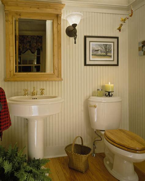 Beadboard Bathroom Ideas by 18 Beadboard Bathroom Designs Ideas Design Trends