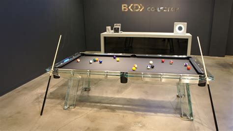 glass pool table clear glass pool table glass pool table with ideal