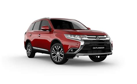 Mitsubishi Outlander 5 And 7 Seater Suv Mitsubishi Motors