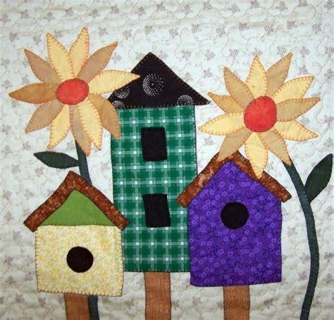 birdhouse quilt pattern 17 best images about quilts birdhouses on pinterest
