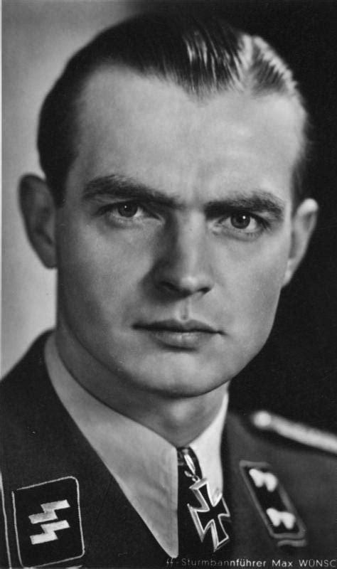 NAZI JERMAN: Kisah Max Wünsche Selama dalam Masa Penahanan