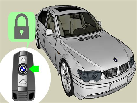comfort access how to start a bmw with comfort access 7 steps with