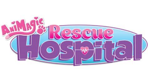 my friend cayla logo animagic rescue hospital