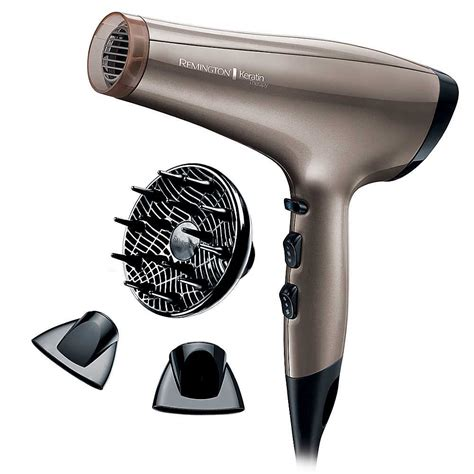 Hair Dryer Co Uk remington keratin therapy pro hair dryer ac8000 grattan