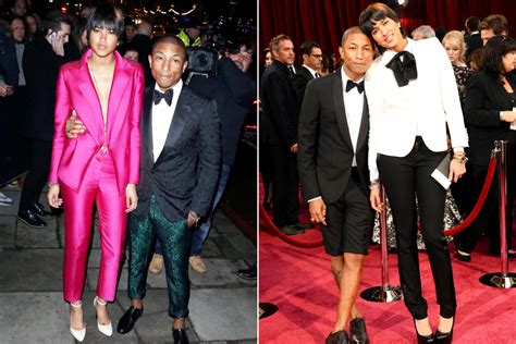 pharrell wife ethnicity pharrell s reclusive wife is a style icon