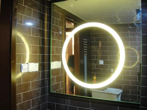 smart mirror bathroom bathroom vanity mirrors decoration smart mirror with round