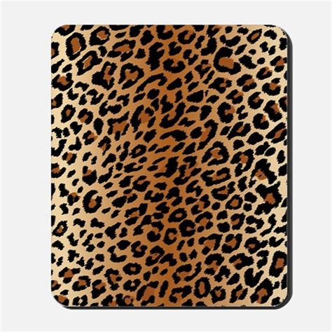 Leopard Print Desk Accessories Animal Print Office Supplies Office Decor Stationery More