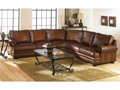 bernhardt foster leather sectional shop for bernhardt foster leather sectional g51817 and