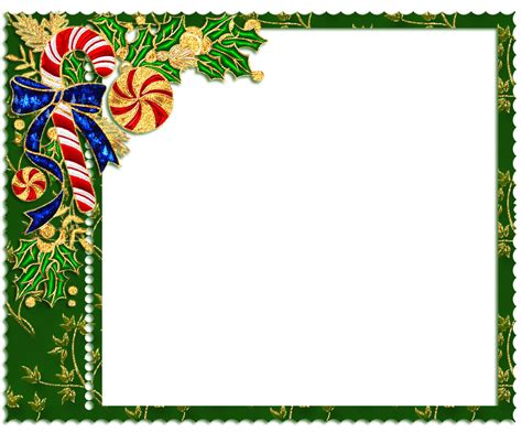 christmas frames and borders png clipart best