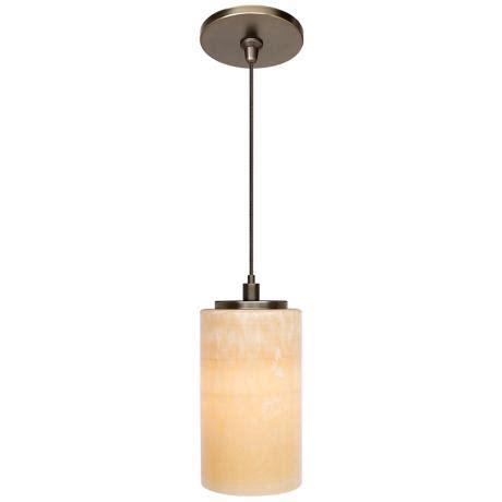 Onyx Light Fixtures Lbl Onyx Cylinder Bronze Pendant Light 42257 M8561 Www Lsplus