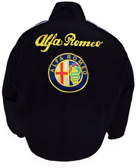 Alfa Romeo Jacket by Alfa Romeo Jacke Modell A Easy Rider Fashion