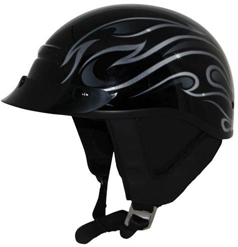 Helm Half Custom Xl zox alto custom half helmet w visor dot fiberglass shell 2xs 2xl ebay