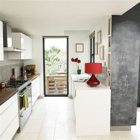 Small Terrace Kitchen Ideas by Kitchen Step Inside This Terraced Home In