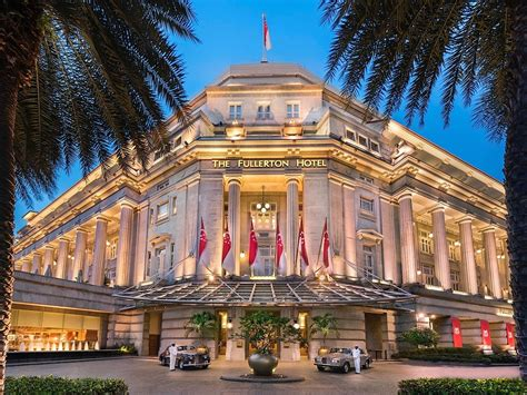 best singapore hotel the fullerton hotels five hotels luxury hotels in