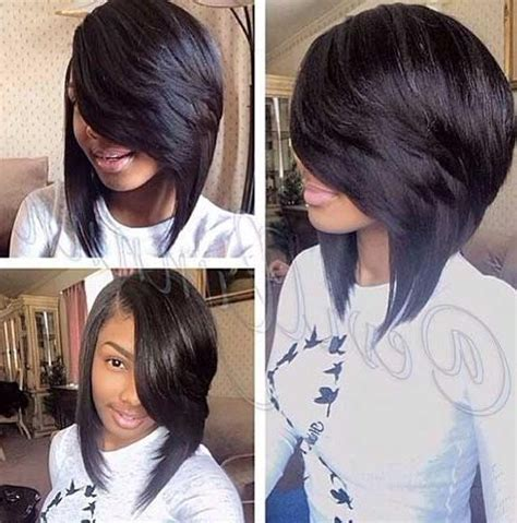 inverted bob with weave 15 inspirations of short bob hairstyles with weave