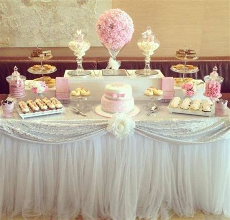 baby shower table covers 38 best images about candy table on pinterest mesas
