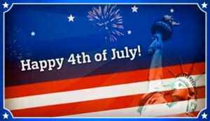 celebrate independence day with our 4th of july theme