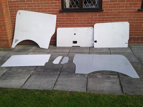 ply lining templates plastic panels for lwb t5 ideal as templates for ply