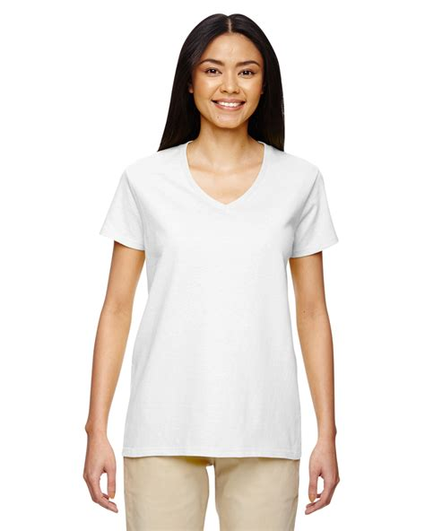 V Neck Cotton T Shirt gildan g500vl heavy cotton v neck t shirt shirtmax