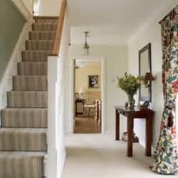 Decorating Ideas For Hallways Chic Country Hallway Hallways Hallway Ideas Image