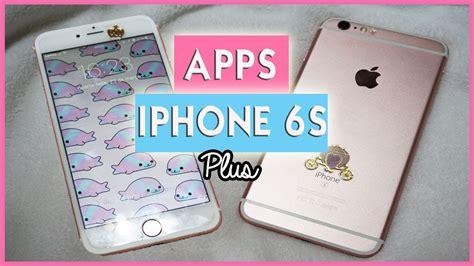 meus aplicativos iphone 6s plus o que tem no meu iphone tag