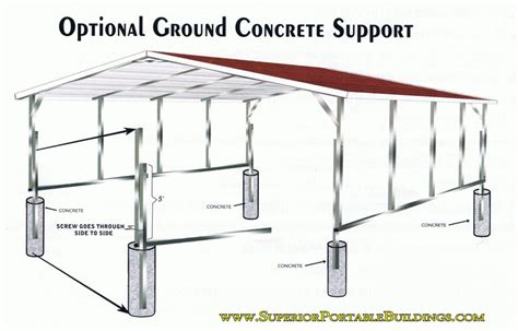 Metal Carport Sizes Metal Carport Sizes 28 Images Carport Colors Sizes And