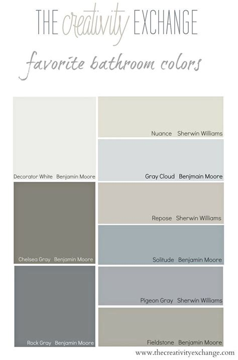choosing bathroom paint colors for walls and cabinets color paints