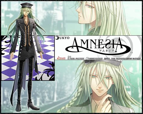 anime amnesia ukyo from amnesia world