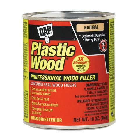 Hard Wood Filler For Exterior Use Using Bondo As A Wood