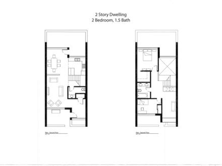 small townhouse floor plans 2 bedroom townhouse floor plans small townhouse floor