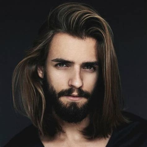 45 rebellious long hairstyles for men obsigen