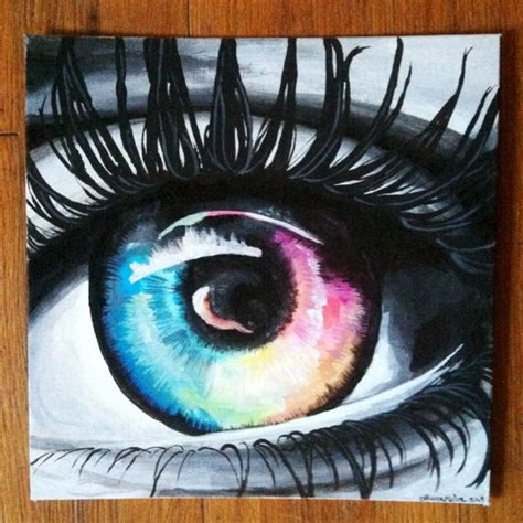 acrylic painting eye 127 best images about on eye painting