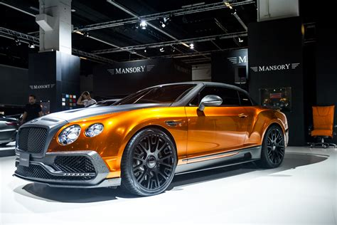 mansory cars 2015 iaa 2015 mansory bentley continental gtc