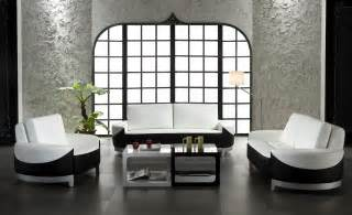 white livingroom furniture 17 inspiring wonderful black and white contemporary