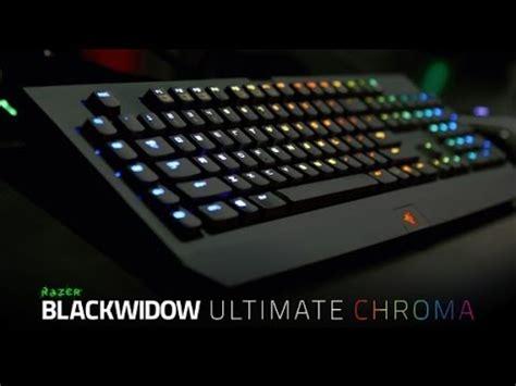 razer blackwidow chroma v2 custom lighting razer blackwidow chroma custom lighting v1 youtube