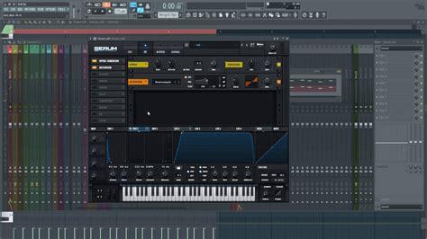 tutorial drum fl studio dnb tutorial in fl studio 12 drum and bass sancus