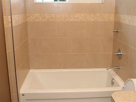 tile bathtub shower combo tile stone and grout installation bathroom renovation