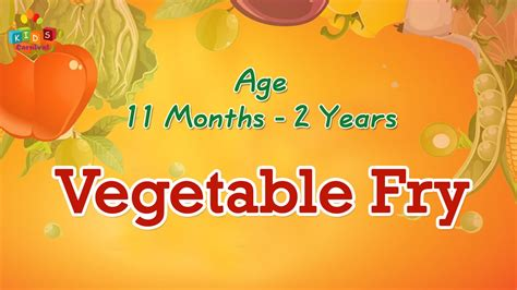 vegetables 1 year 96 food recipes for 1 year childrens