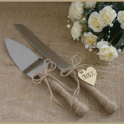 Hochzeitstorte Versetzt by Wedding Cake Server Set And Knife Rustic Wedding Cake