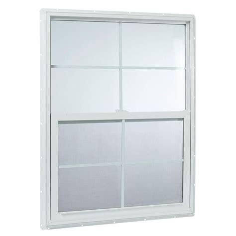 fenster isolieren tafco windows 35 25 in x 47 25 in single hung vinyl