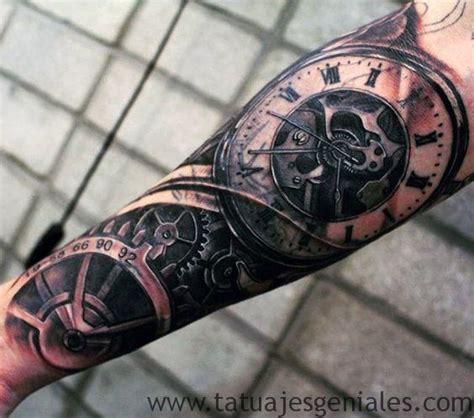 imagenes de tatuajes de relojes antiguos 60 ideas exclusivas de tatuajes de relojes y sus tipos