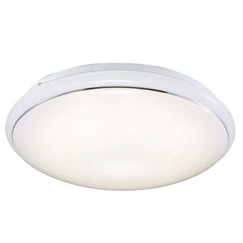 melo 34 led dimmable flush ceiling light lighting superstore