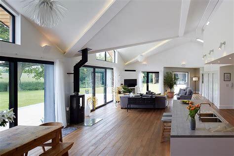 open plan home interior photography  paul leach award