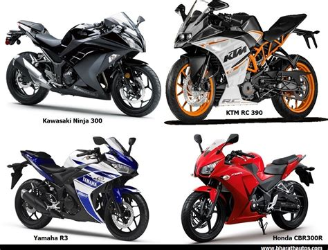 yamaha cbr price ktm launches india made 390s in us ninja 300 cheaper than