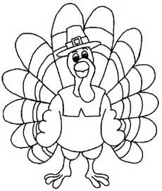 colored turkey turkey coloring page free large images