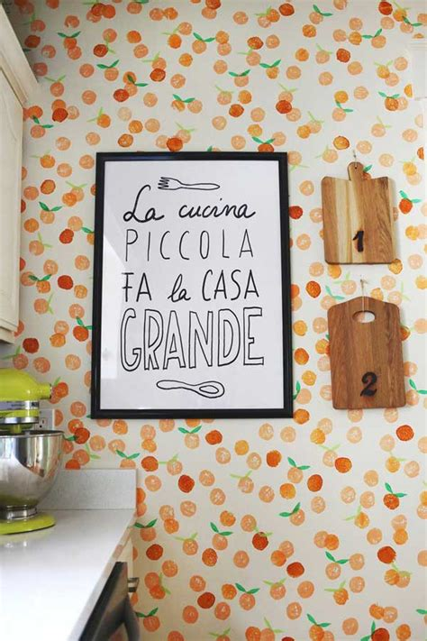 kitchen wall decor ideas diy 24 must see decor ideas to make your kitchen wall looks