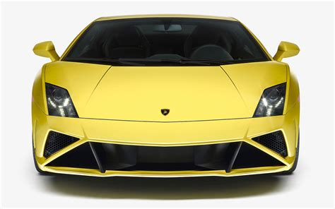 New Lamborghini Gallardo Lp 5604 Front View Photo 7